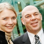 PR Photographer Birmingham - with Model Jodie Kidd, client DVLA