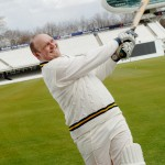 PR Photographer - Living a fantasy at Lord's Cricket Ground, London