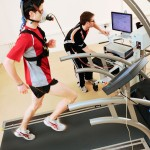 Photograph - People at Work, Sports Science, University of Birmingham