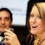 Event photographer Birmingham - Informal shot of happy guests