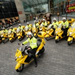 PR Photography - Group Shot for Automobile Association, Birmingham Bullring