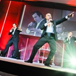 Corporate Event Photographers - Live act at Birmingham Metropole Hotel