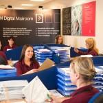 Wolverhampton photographer - office interior EDM Bilston