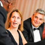 Candid guest photo at Black-tie awards event - photographed in Coventry by Ed Shaw