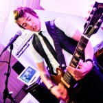 Band photo at Coventry function by Edward Shaw event photographers