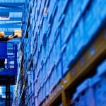 Commercial photographer - Birmingham Warehouse Interior
