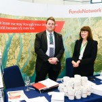 Trade show stand photo