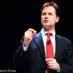 Deputy Prime Minister Nick Clegg at 2013 Apprenticeship Awards, NEC Birmingham