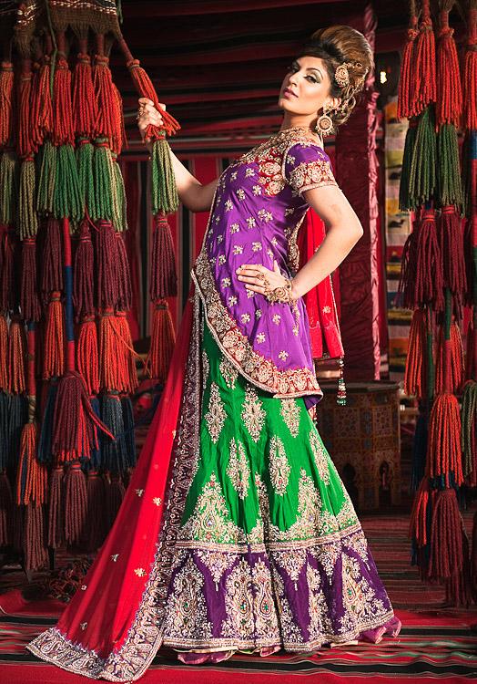 Exist? Unequivocally, Asian bridal fashion the phrase