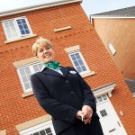 PR photography - Barratt Homes, Wolverhampton