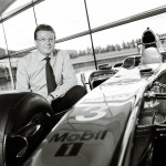Editorial Photographer - Business Portrait, at McLaren HQ, Woking