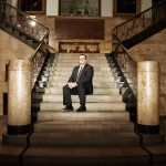 Executive Portrait Photo - CEO of Derby Council for magazine