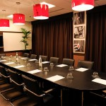 Midlands interiors photographer - Birmingham Ibis Hotel meeting room