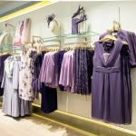 Jacques Vert Birmingham store Interior Photographer - women's dresses