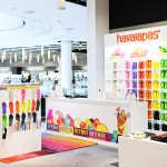 Interiors Photographer - Havaianas retail concession, Selfridges Birmingham