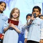 Conference Photographer Birmingham - child speakers at ICC