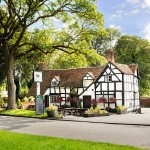 "Pub Exterior Photography, Worcestershire for The Archers ""Borchester Life"" Magazine"