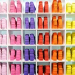 Interiors Photographer - Havaianas retail display, Selfridges Birmingham