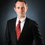 Birmingham Studio Photography - man in business suit portrait