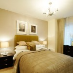 Interior photographer - Birmingham Property Group - showhome bedroom