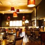Thai restaurant interior photograpy - Birmingham low-key image by photorgapher Ed Shaw