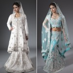 Studio fashion photographer Birmingham. Asian Bridal looks