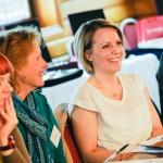 Warwickshire photographer - women in business meeting Tamworth, West Midlands