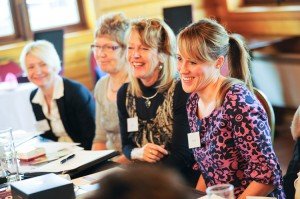 West Midlands photographer - women in business meeting Tamworth, Warwickshire