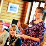West Midlands photographer - women in business meeting Tamworth, Warwickshire