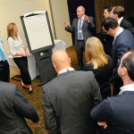 Delegate workshop photograph at conference