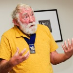 Speaker photo - David Bellamy