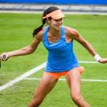 Ana Ivanovic forehand at Aegon Classic Tennis