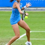 Ana Ivanovic forehadn tennis shot
