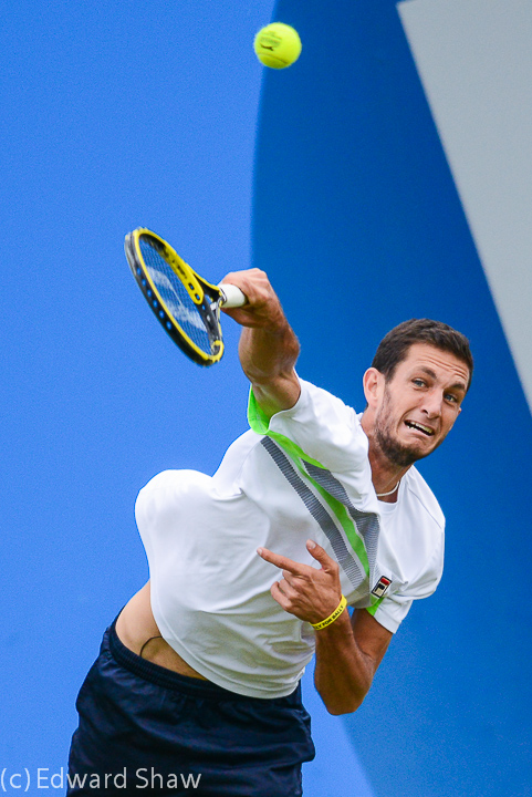 how to serve in tennis for beginners